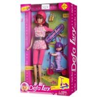 Набор из 2-х кукол Приятная прогулка Defa Lucy 8191