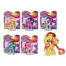 Пони с аксессуарами 8см. My Little Pony Hasbro B0384