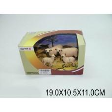 Набор животных Овечки Huada Toy 1236379-РВ127-4