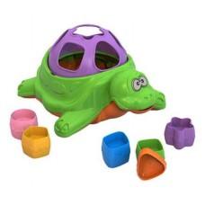 Дидактическая игрушка Черепаха Нордпласт 793
