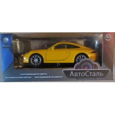 Игрушка металлическая автомобиль Автосталь 15 Порше 911 Panawealth 1027846R-ТОР305