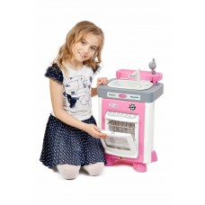 """Набор """"Carmen"""" №3 с посудомоечной машиной и мойкой (в пакете) Полесье 47946"""