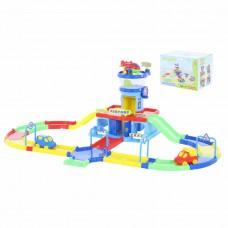 """Аэропорт """"Play City"""" с дорогой (в коробке) Полесье 40404"""
