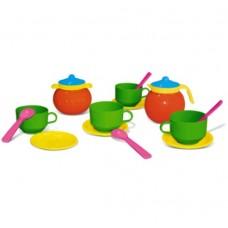 Набор посуды детской Чайный набор Стеллар 06003