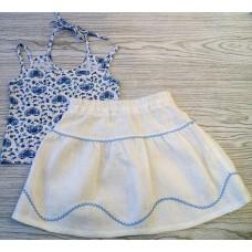 Комплект для девочки дошкольной группы Юнона М6234