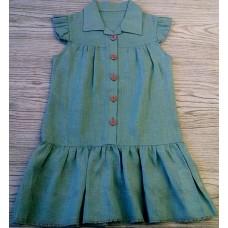 Платье для девочки дошкольной группы Юнона М7117