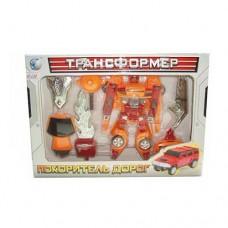 """Трансформер """"Покоритель Дорог"""" № 1 Huada toy Co 492588R-8693C"""