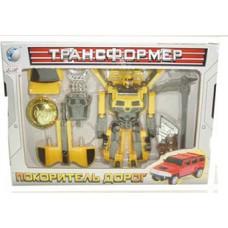 """Трансформер """"Покоритель Дорог"""" № 2 Huada toy Co 492589R-8693D"""