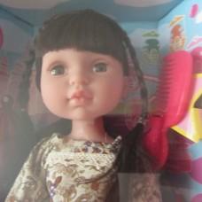 Кукла Nico-le 34 см. с коричневыми волосами 12778