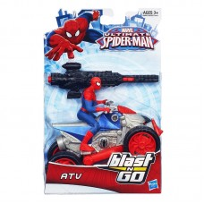 Мотоциклы Человека-паука Hasbro A6282