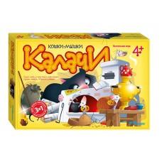 """Настольная игра """"Калачи"""" (Кошки-мышки) Степ пазл 76537"""