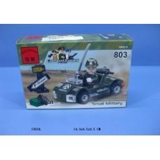 Конструктор Военная машина малая Brick 803