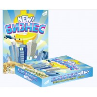 Игра настольная Бизнес. New Dream Makers 1502