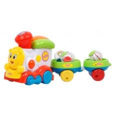 Паровозик Чух-Чух S+S Toys EC80078R