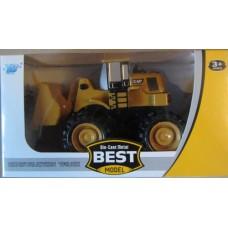Машинка трактор Король стройки Huada Toy 984844-8668
