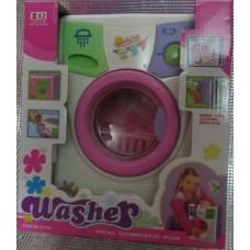 Игрушечная стиральная машина HYQ 2010A