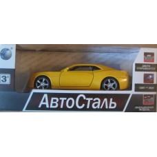Игрушка металлическая 1:38 автомобиль Автосталь 27 Panawealth T22-D1431-TOP306L