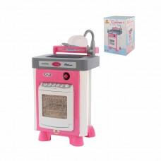 """Набор """"Carmen"""" №1 с посудомоечной машиной (в коробке) Полесье 57891"""