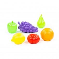 Набор продуктов №3 (6 элементов) (в сеточке) Полесье 46987
