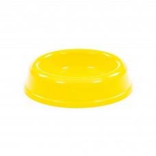 Миска для животных №4 круглая, Ø168 мм, 0,32 литра Полесье 44440