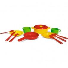 Посуда детская набор № 2 Стеллар 06002