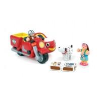 Мотоцикл Макс WOW Toys 01022