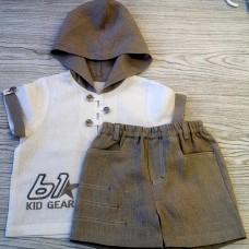 Комплект для мальчика ясельной группы Юнона М6625