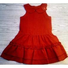 Платье для девочки дошкольной группы Юнона М6632
