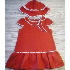 Комплект для девочки ясельной группы Юнона М6656