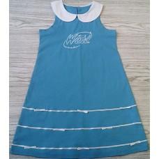 Платье для девочки дошкольной группы Юнона М7123
