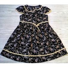 Платье для девочки дошкольной группы Юнона М7592