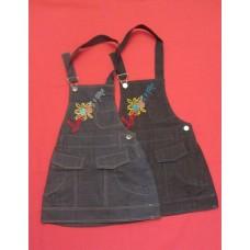 Сарафан для девочки (с вышивкой) Юнона М6388