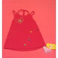 Сарафан для девочки с вышивкой Юнона М7040